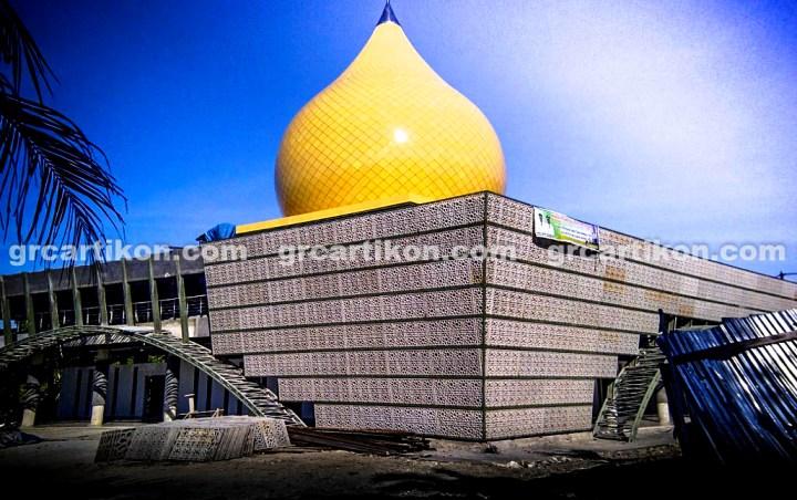 GRC Krawangan Islamic center fak-fak_grcartikon(dot)com 2-2
