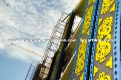 Panel GRC Cladding Pasar Bontang grcartikon.co.id2