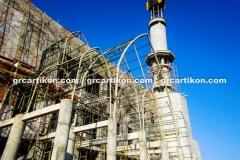 atap GRC entrance Masjid Islamic Center Mataram-39