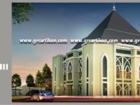 grc masjid gontor 3 Kediri