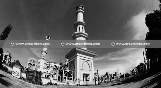 grc masjid islamic center mataram