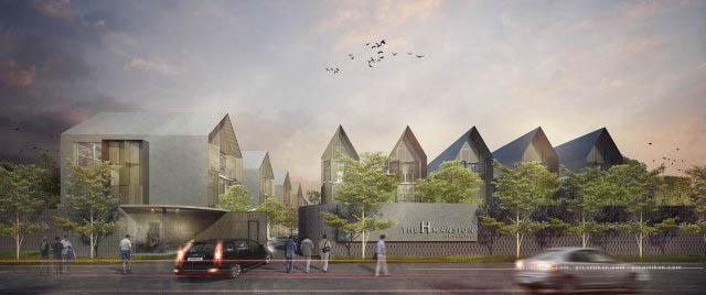 H-Mansion-Pejaten-~-Modern-Japanese-Townhouse-Jakarta-Selatan-Indonesia6