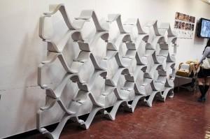 ductal concrete module