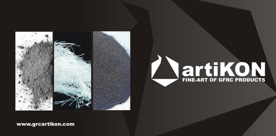 Glassfiber Reinforce Cement (GRC)