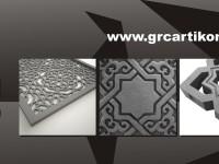 Beton GRC & Beton Pracetak