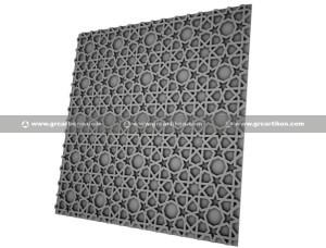 material komposit grc panel 1
