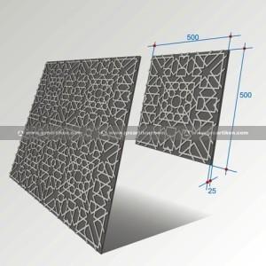 material komposit grc panel 2
