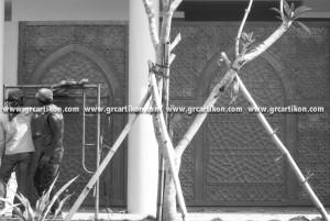 grc relief masjid gerbang tol MHI 2