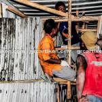 GRC Masjid Fakfak_pengiriman container 2