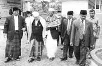 KH Husni Kamil grc masjid gontor 3 Kediri