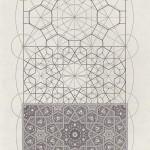 proses ornamen islami geometris