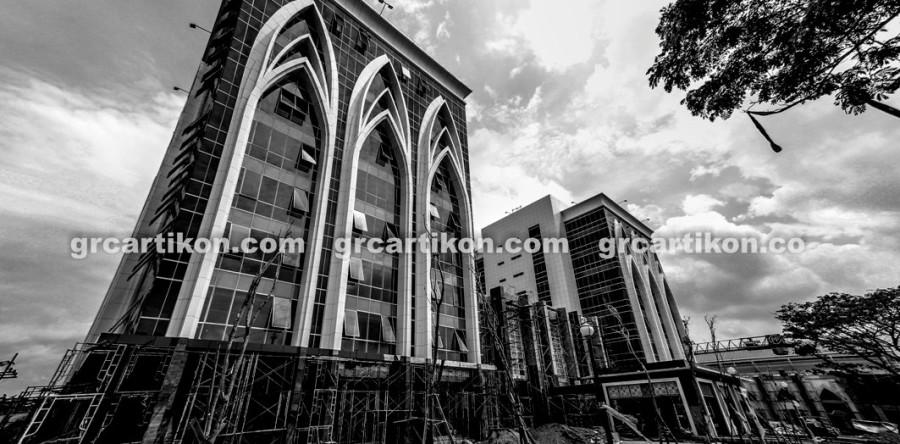 GRC Fasad UIN Sunan Ampel Surabaya