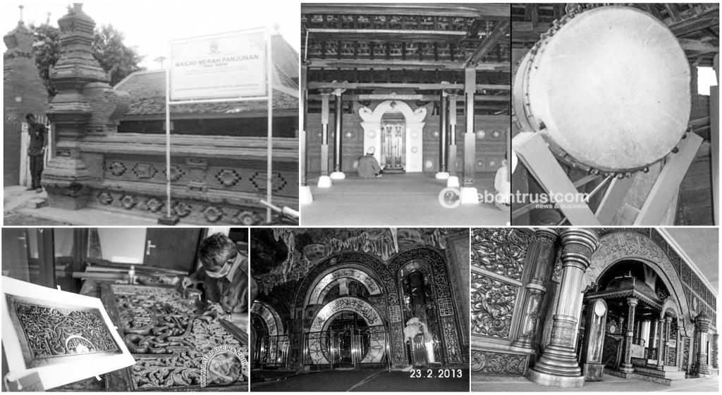 Ornamen-Masjid-tradisional