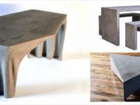 grc table top pilihan tepat diluar ruangan