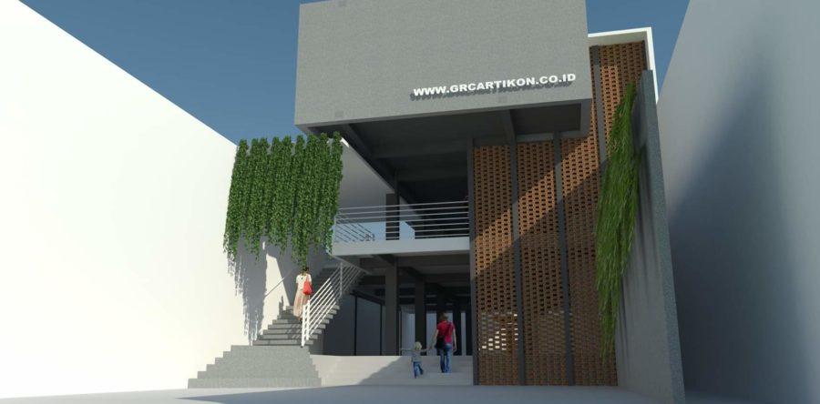 Kantor Pemasaran GRC ARTIKON yang Baru